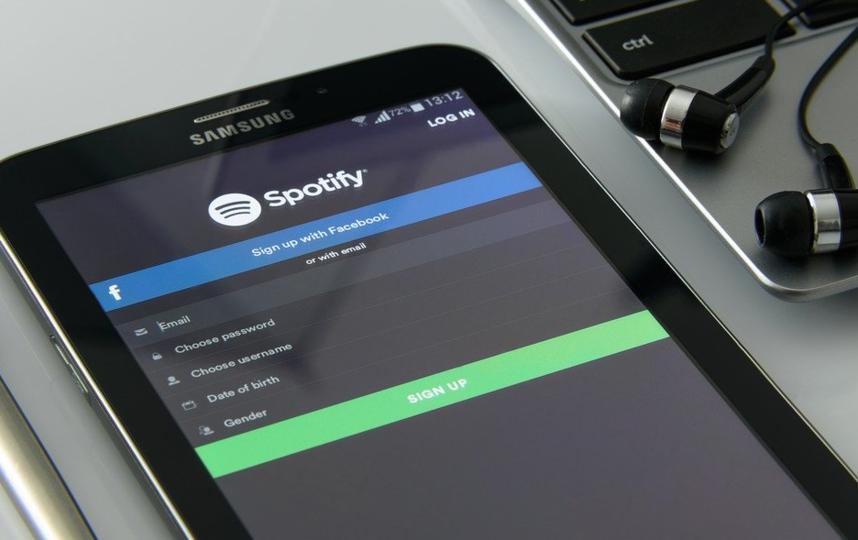 Музыкальный сервис Spotify запустят в России с 15 июля. Фото pixabay.com