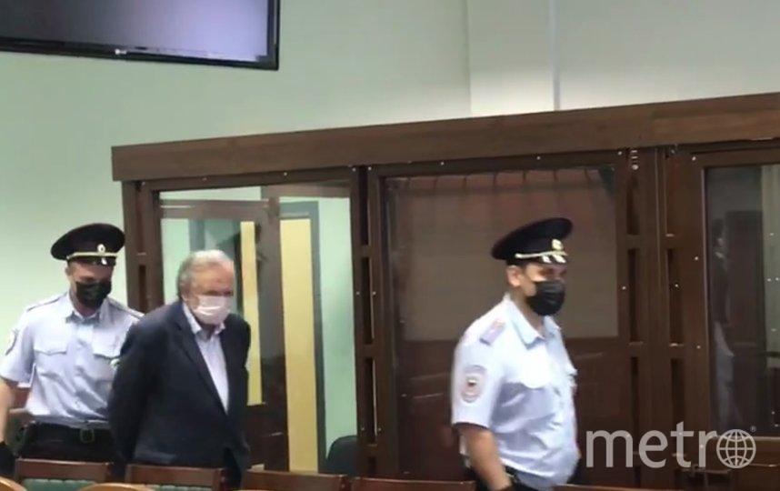 Следующее судебное заседание пройдет 27 июля. Фото Объединенная пресс-служба судов Петербурга.