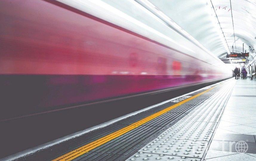 В Петербурге могут построить новую линию метро. Фото Pixabay.