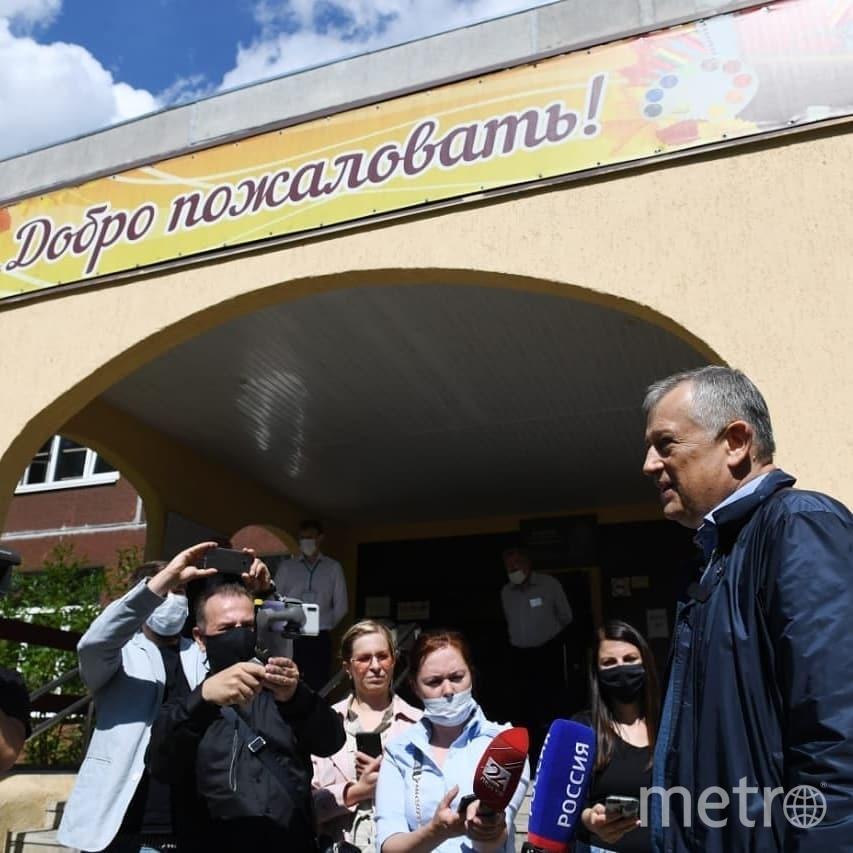 """Александр Дрозденко. Фото https://www.instagram.com/drozdenko_au/, """"Metro"""""""