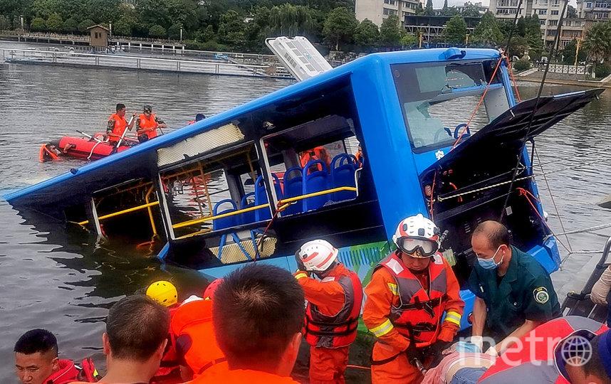 В результате происшествия 21 человек погиб, ещё 15 получили ранения. Фото AFP