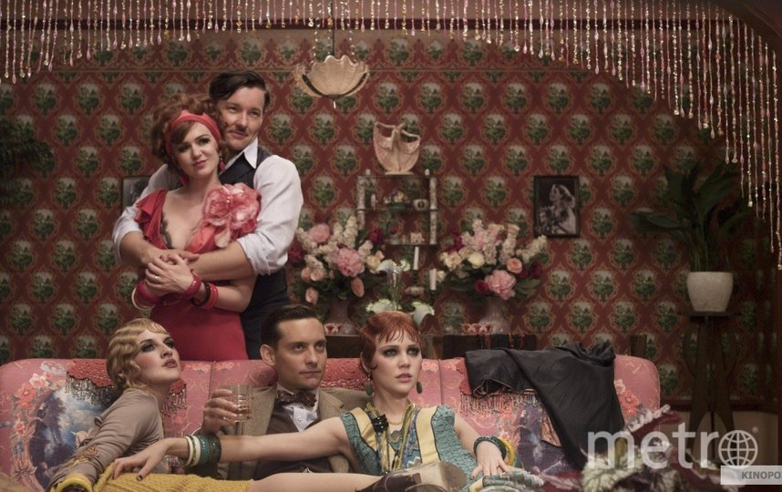 "Кадр из фильма ""Великий Гэтсби"". Фото ""Каро-Премьер"", kinopoisk.ru"