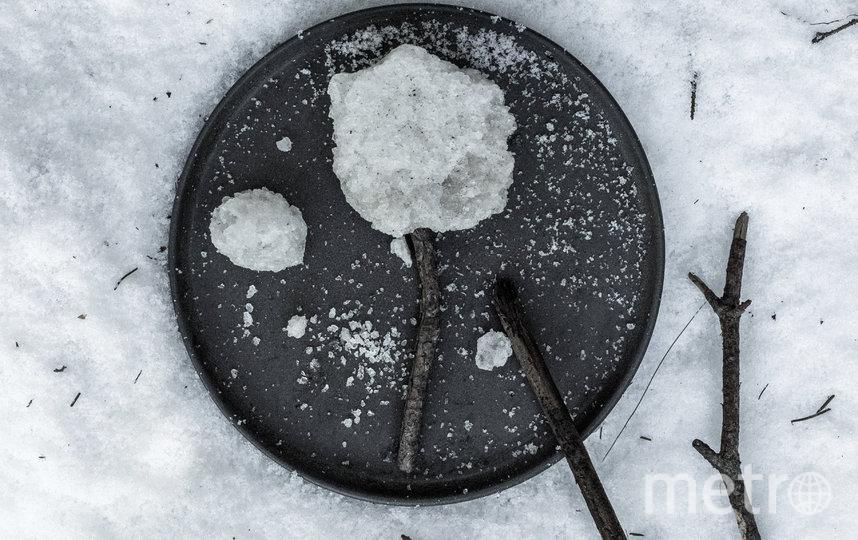 Леденц из соли. Фото Дмитрий Сухамеро | предоставлено организаторами