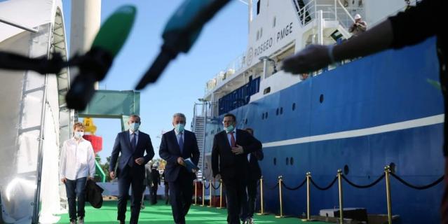 """МегаФон и АО """"Росгеология"""" подписали договор на проведение совместных морских исследований."""