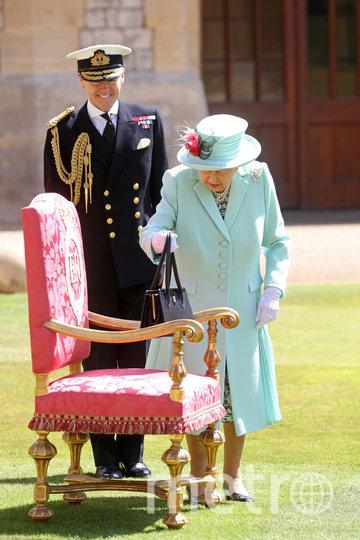 Королева Елизавета. Фото Getty