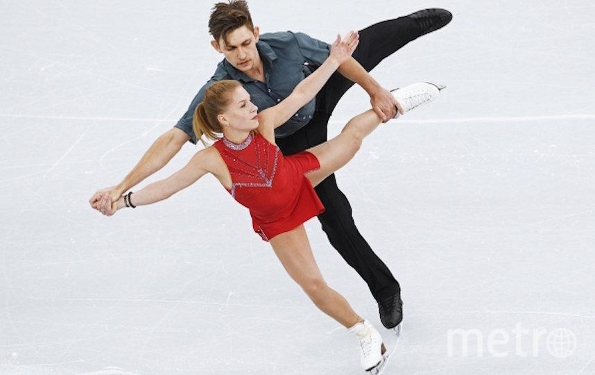 Екатерина Александровская и Харлей Уиндзор. Фото РИА Новости
