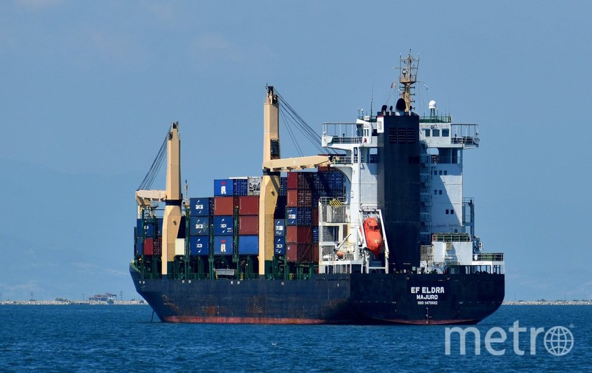 Танкер Curacao Trader дрейфует с ограниченными возможностями в управлении (архивное фото). Фото pixabay.com