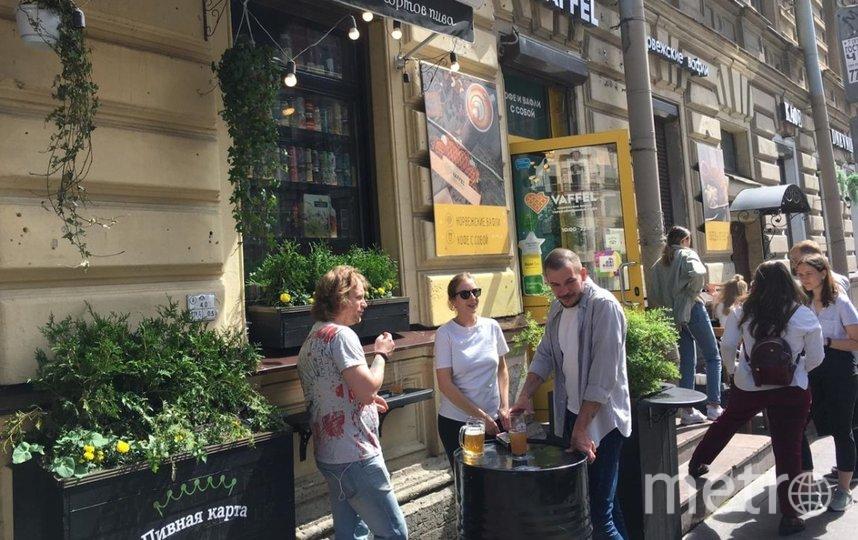 Нашли незаконные кафе. Фото gov.spb.ru/gov/otrasl/kki/.