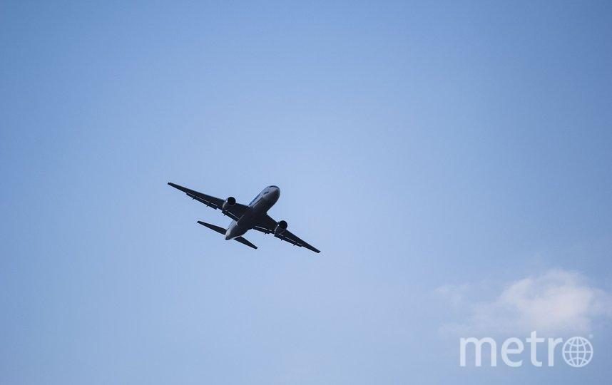 Полёты за рубеж пока не возобновлены. Фото pixabay.com