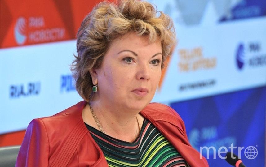 Елена Ямпольская. Фото РИА Новости