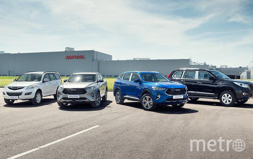 Автомобили компании Haval продаются на российском рынке лучше других. Фото Haval , Предоставлено организаторами
