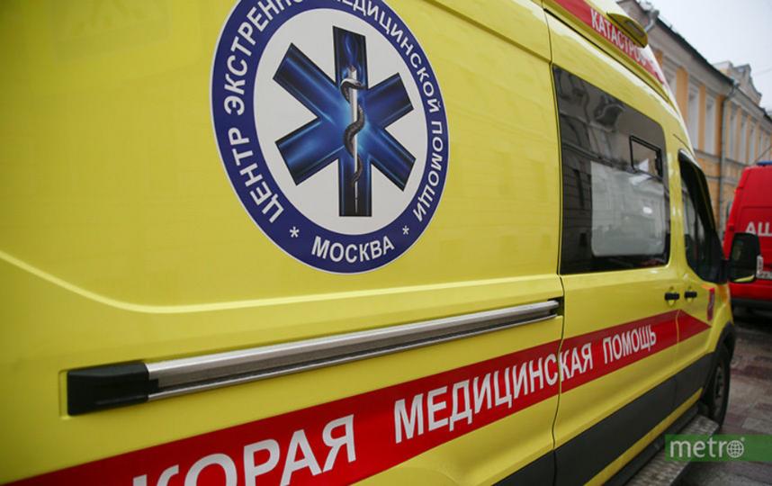 """Двух детей этой матери пока разместили в Подольской детской городской больнице. Фото """"Metro"""""""