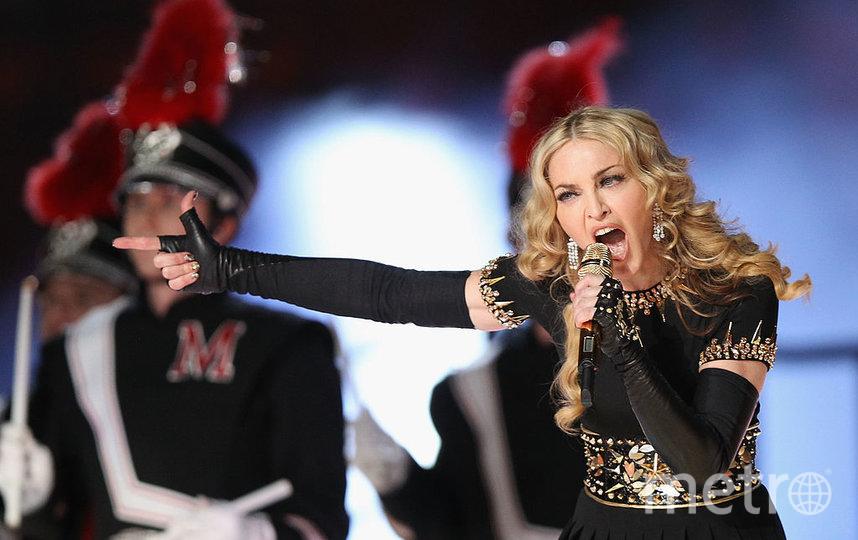 Мадонна обманула подписчиков в Instagram. Фото Getty