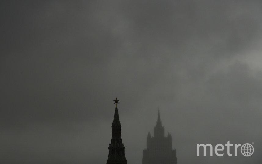 Москвичам не стоит забывать брать зонт. Фото AFP