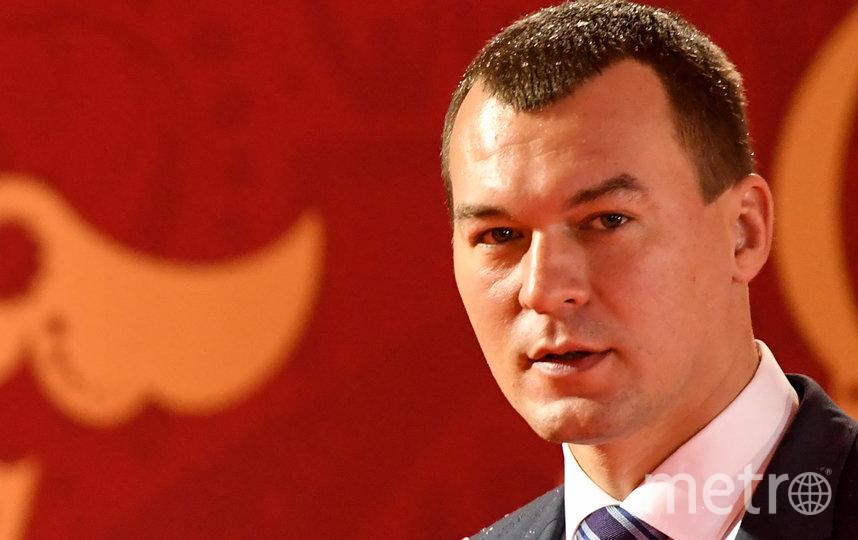 Михаил Дегтярёв. Фото AFP