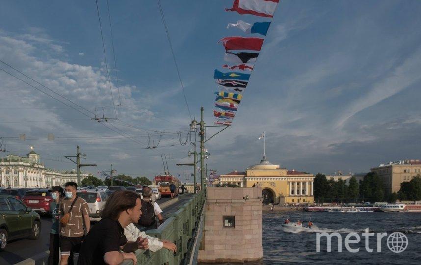 """Парад в честь ВМФ пройдет 26 июля. Фото Алена Бобрович., """"Metro"""""""