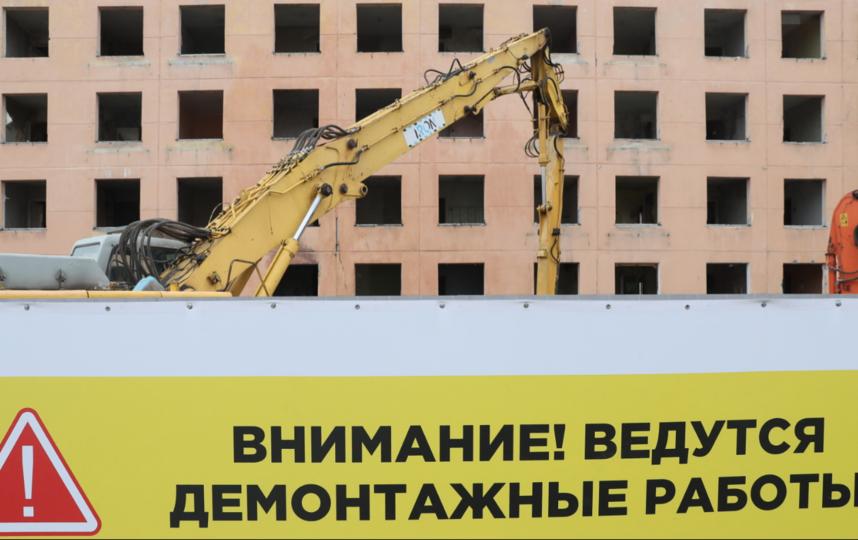 """Реновация кварталов, застроенных """"хрущёвками"""". Фото https://www.gov.spb.ru/, """"Metro"""""""