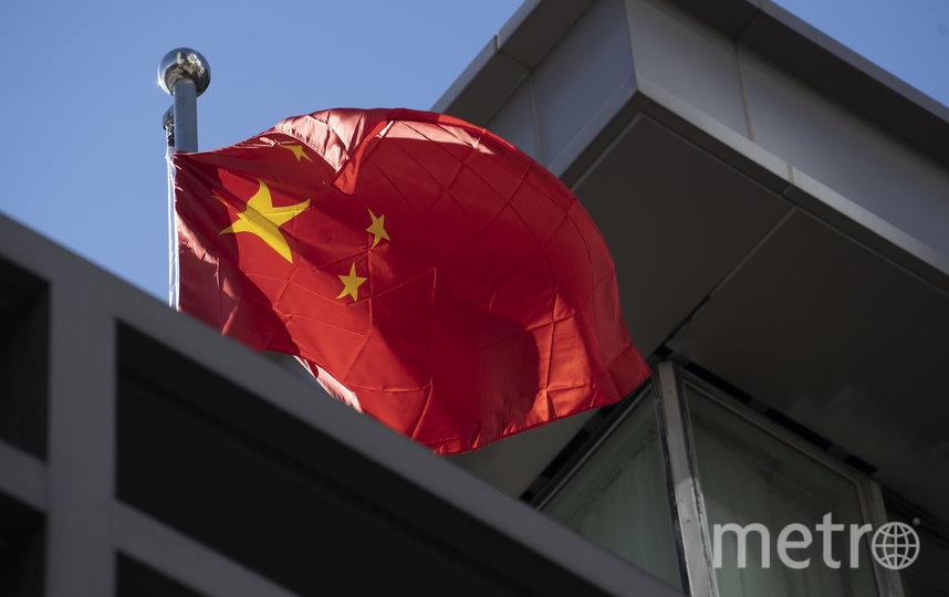 21 июля Министерство юстиции США обвинило Китай в спонсировании хакеров, целью которых были лаборатории, разрабатывающие вакцины от Covid-19. Фото AFP