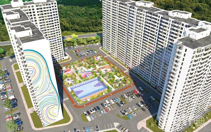 Строительная компания «ВИРА-Строй» презентует проект жилого комплекса с новыми стандартами.