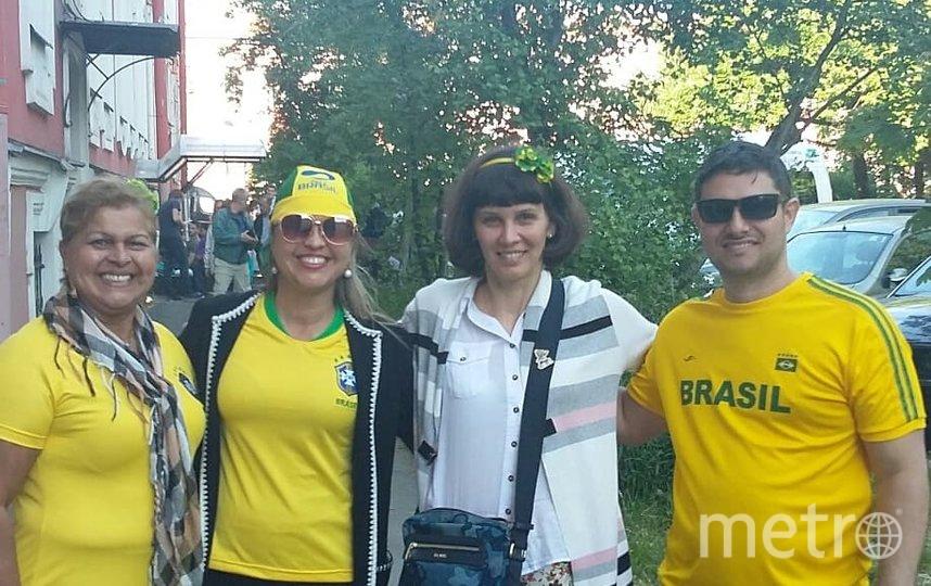 "Надежда Христова, гид для групп из Бразилии и Испании. Фото из личного архива, ""Metro"""