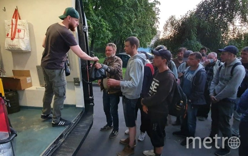 """Ночлежка"" откроет социальное кафе. Фото vk.com/nochlezhka."