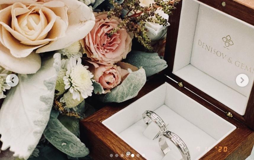Свадьба Ксении Шевченко-Сябитовой. Фото Instagram @k_syaba