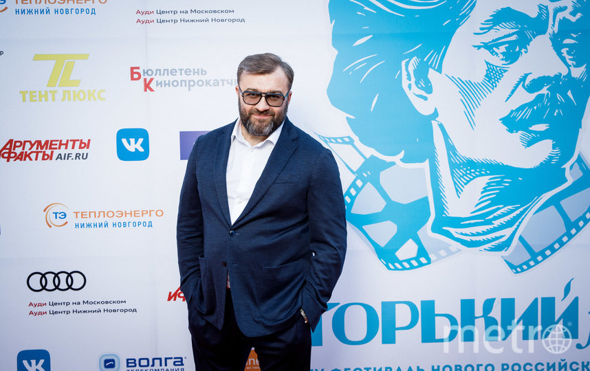 Михаил Пореченков. Фото Анна Темерина