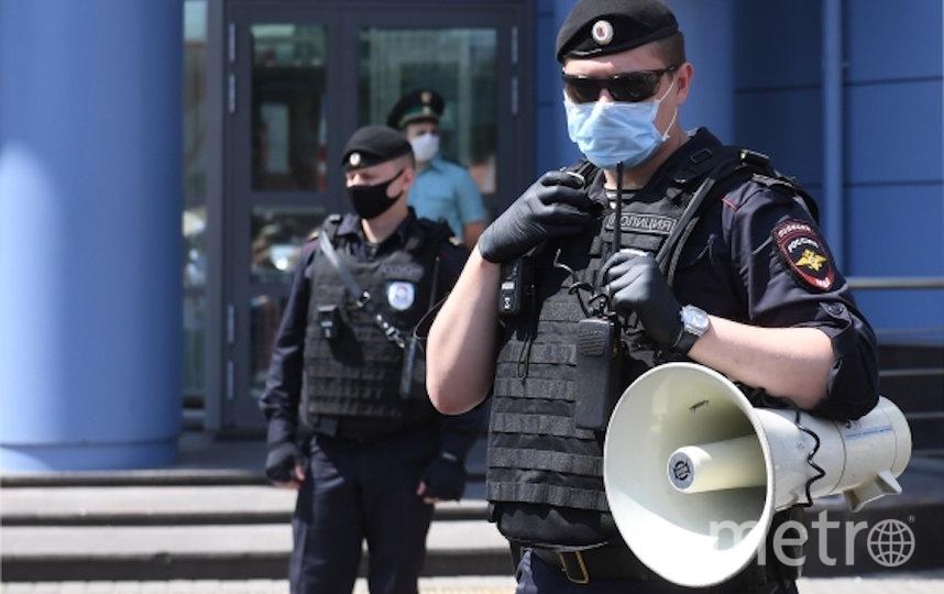 В Москве произошла массовая драка, вызвавшая широкий резонанс общественности. Фото РИА Новости