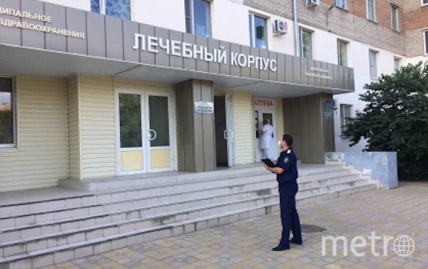По факту похищения новорождённого возбуждено уголовное дело. Фото rostov.sledcom.ru
