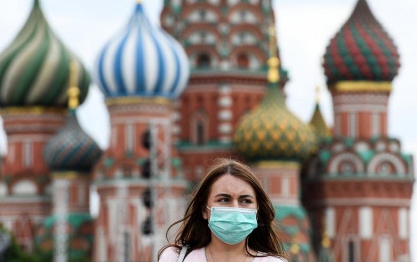 Зараженных в России 812 485 (данные на 26 июля). Фото AFP