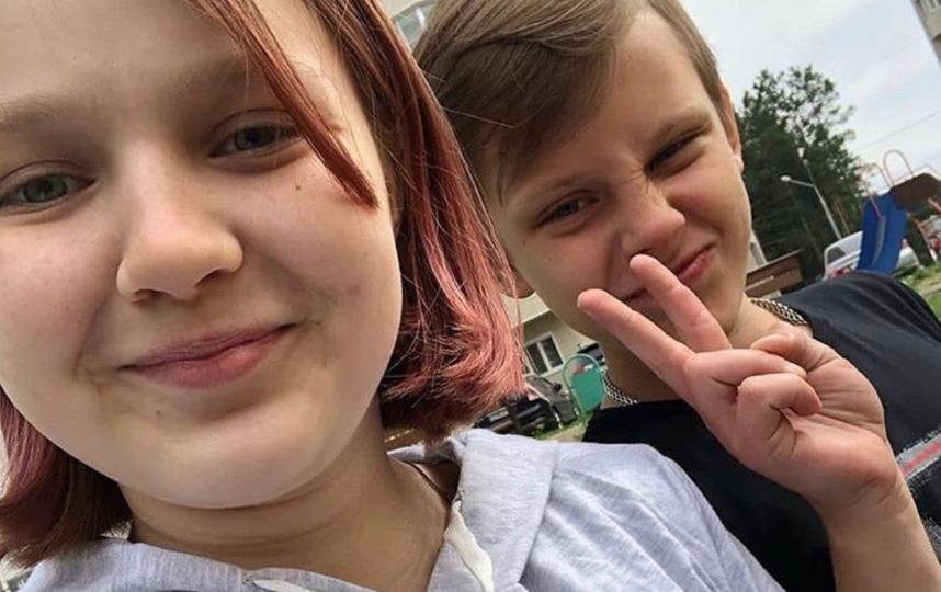 Дарья и друг Иван. Фото Instagram @uverdiig_iv1