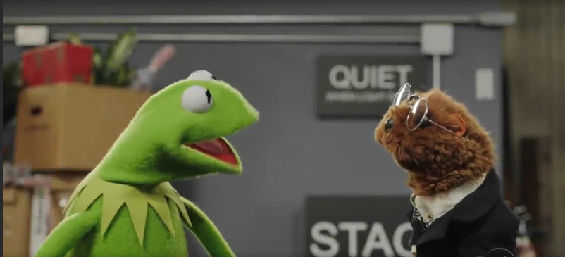 """Кадр из сериала """"Маппеты сегодня"""". Фото Disney+, """"Metro"""""""