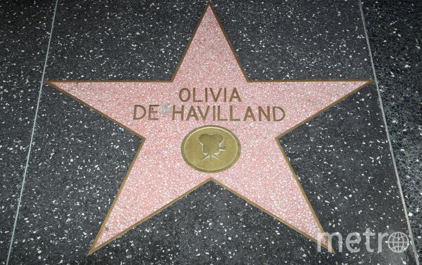 Оливия де Хэвиленд. Фото Getty
