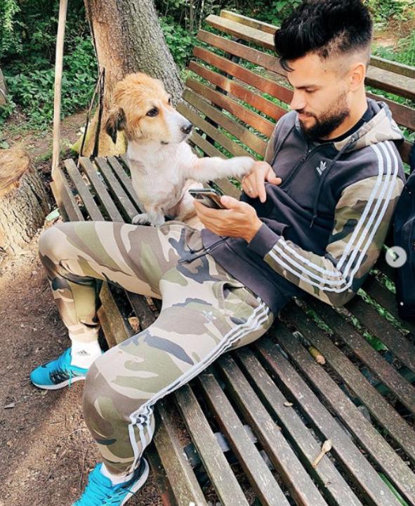 Максим Беляев. Фото instagram @maximbelyaev6