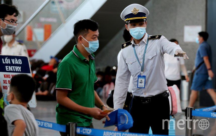 Вьетнам был признан ведущим примером сдерживания вируса, благодаря строгой программе карантина и мониторинга. Фото AFP