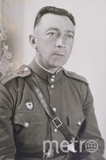 """Павел Энгельке служил в артиллерийских войсках, прошёл всю войну. Фото предоставлены Георгием Энгельке, """"Metro"""""""