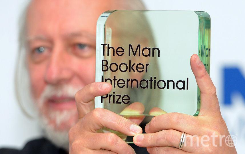 Букеровская премия вручается с 1968 года и является одной из самых престижных в мире писателей. Архивное фото. Фото Getty