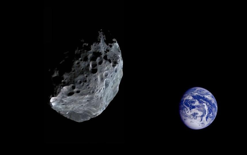 Максимально астероид 2009 PQ1 сблизится с Землёй 5 августа. Архивное фото. Фото pixabay.com