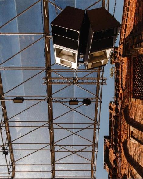 """В гавани Васильевского острова появится новое общественное пространство. Фото Скриншот Instagram: @k30.space, """"Metro"""""""