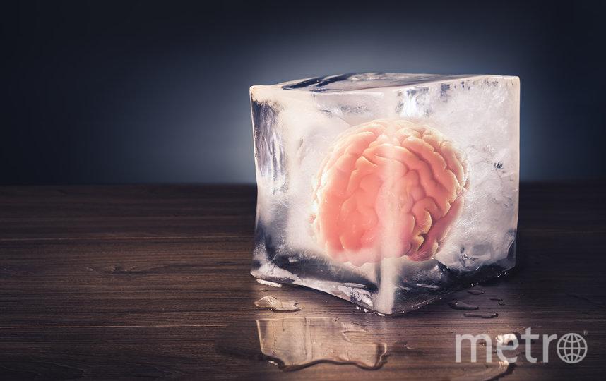 Многие учёные предупреждают, что сохранить человеческие тела и особенно мозг, замораживая их азотом, невозможно, так как он не защищает клетки от непрерывного разложения. Фото IStock