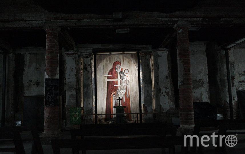 """Анненкирхе в Петербурге - удивительное место. Фото Святослав Акимов, """"Metro"""""""