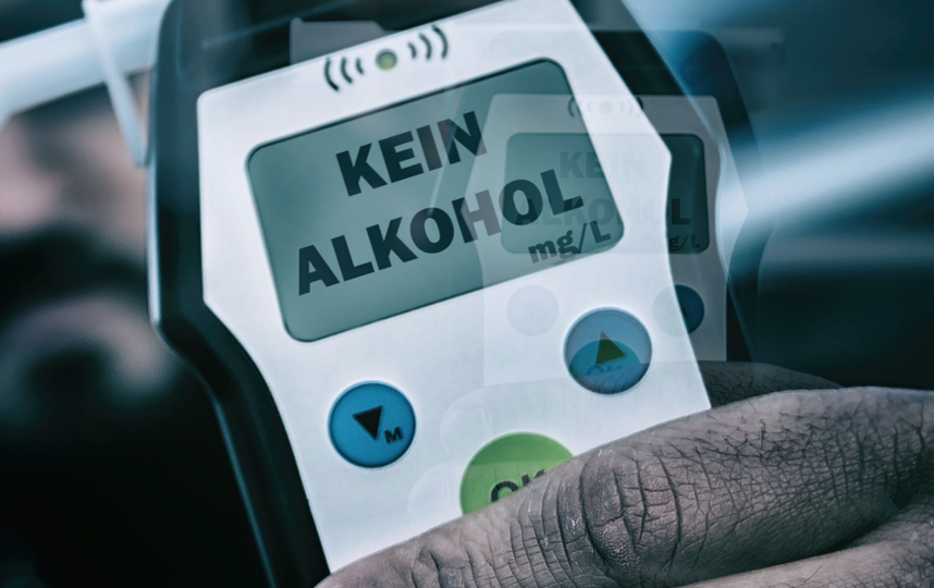 Впервые алкозамки (alcohol interlock) начали применять в Швеции в конце 1990-х годов. Фото Pixabay