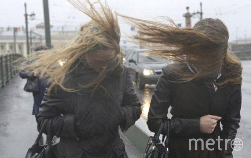 В городе ожидается сильный ветер. Фото Getty., Getty