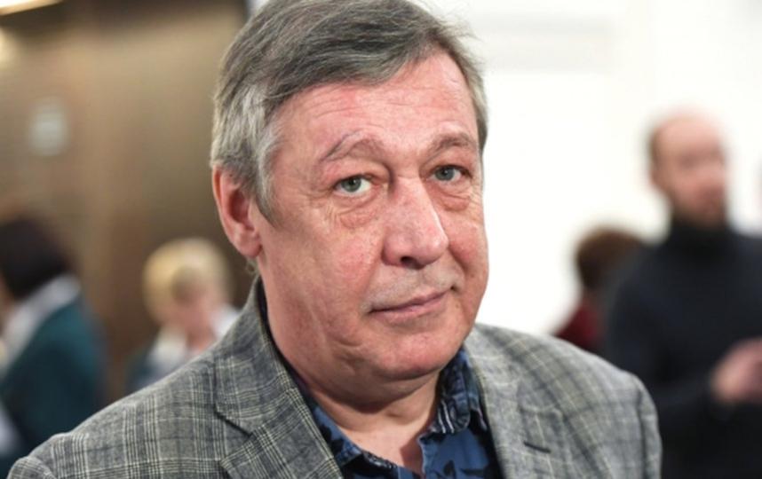 Актёр Михаил Ефремов. Фото РИА Новости