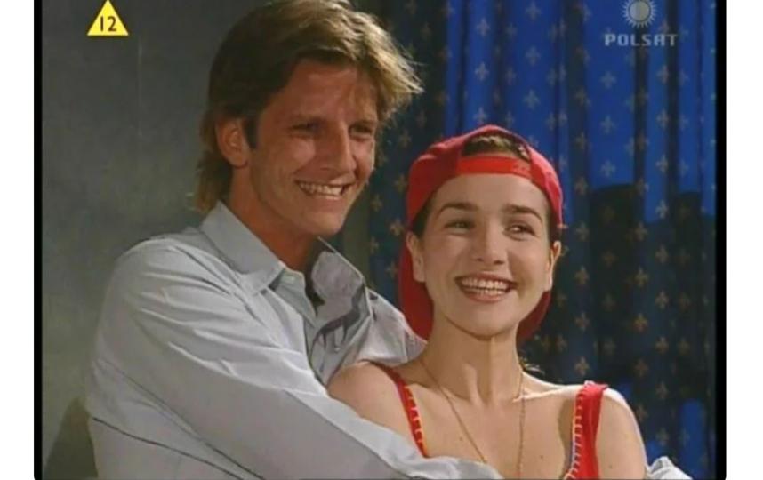 Наталия Орейро и Факундо Арана. 1998 год. Фото скриншот, Скриншот Youtube