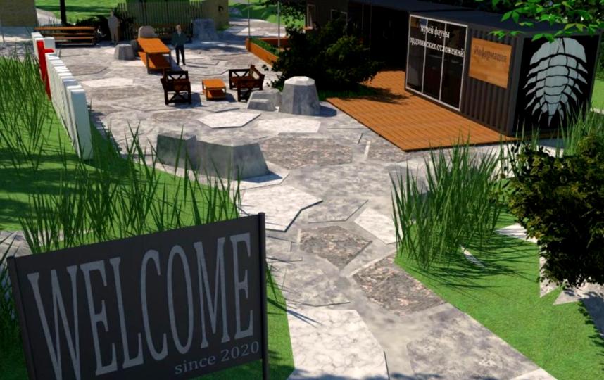 """Первый парк официально запустят в 2021-м: сроки сдвинулись из-за коронавируса. Подобные проекты появятся в Крыму, Краснодаре, Перми и других городах. Фото paleo hunters, """"Metro"""""""