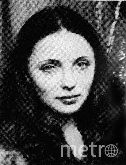 Данный снимок с Ларисой Савицкой был опубликован в журнале «Спутник» № 4 1991 года. Фото РИА Новости