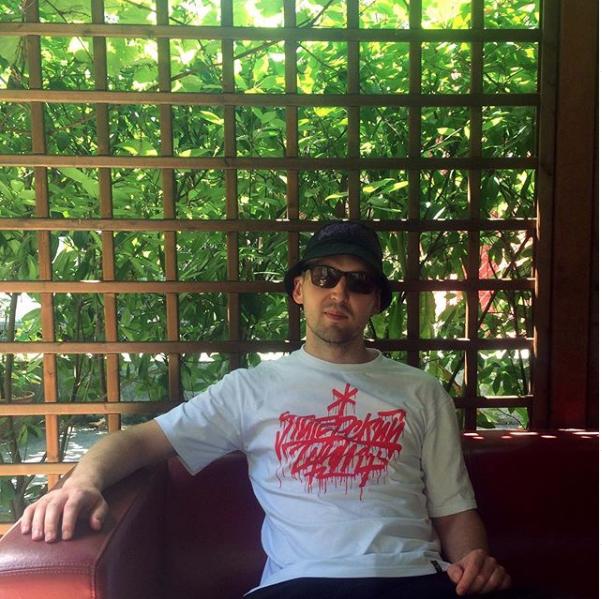 "Рэпер Энди Картрайт. Фото https://www.instagram.com/kkkartrait/, ""Metro"""