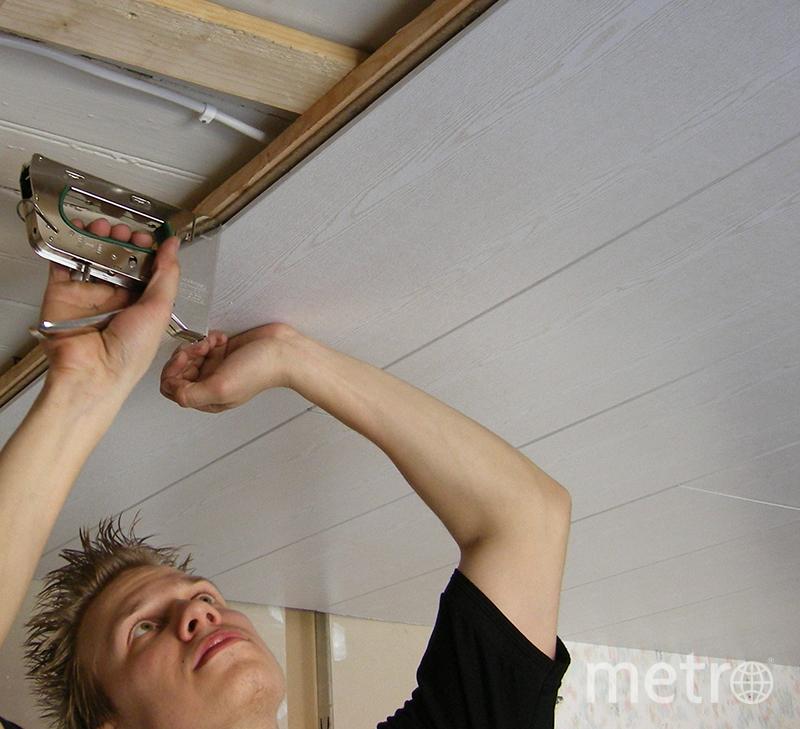 ISOTEX на потолок можно монтировать как с обрешеткой, так и без неё.