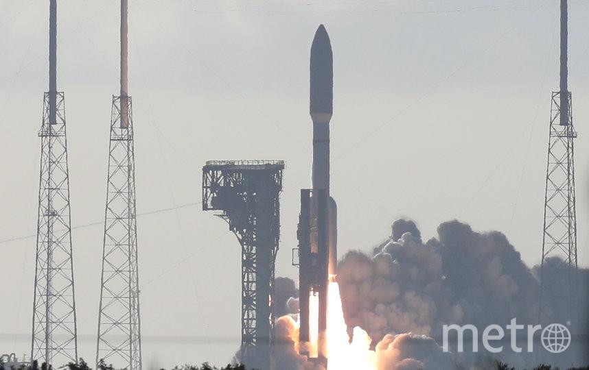 Марсоход размером с автомобиль оснащён научными приборами, предназначенных для обнаружения возможных следов жизни. Фото AFP